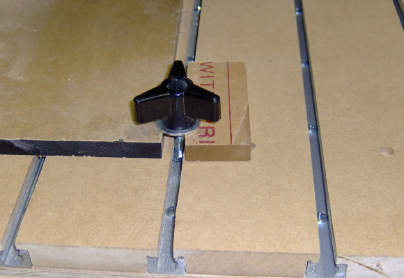 C-channel clamping