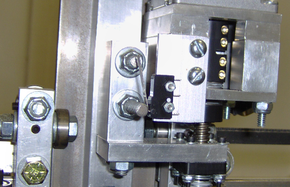 Z axis limit switch