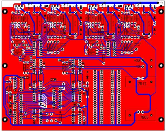 RWR Project pcb artwork