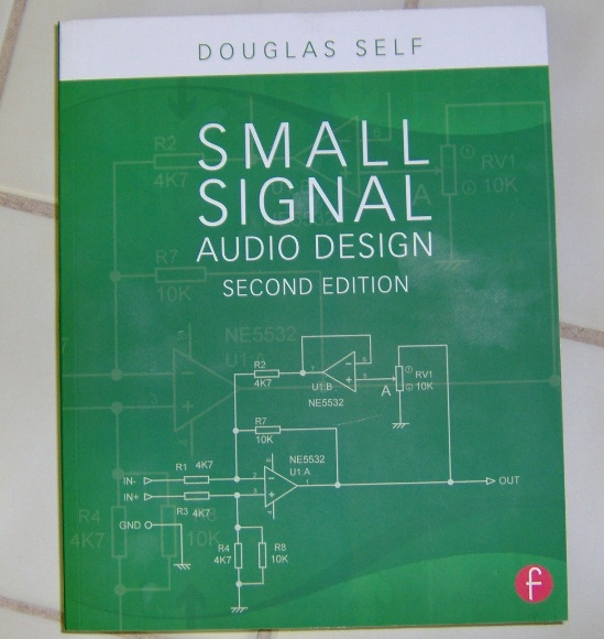 Small Signal Audio Design book cover