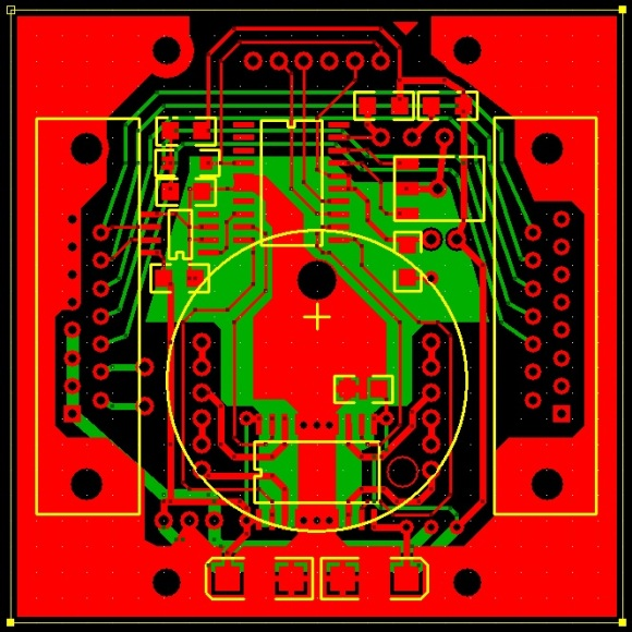 DIY Air-Core Gauge Electronics - SimHQ Forums